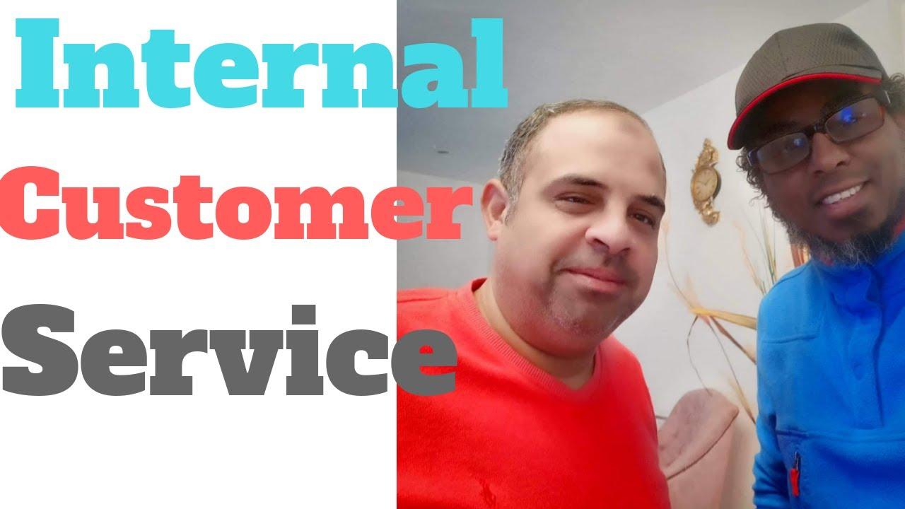 Internal customer service 3/4