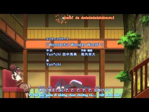 Dariusburst Remix Wonder World