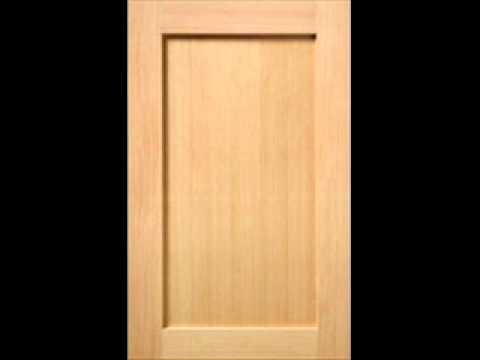 Futuristic Shaker Style Cabinet Doors Creative