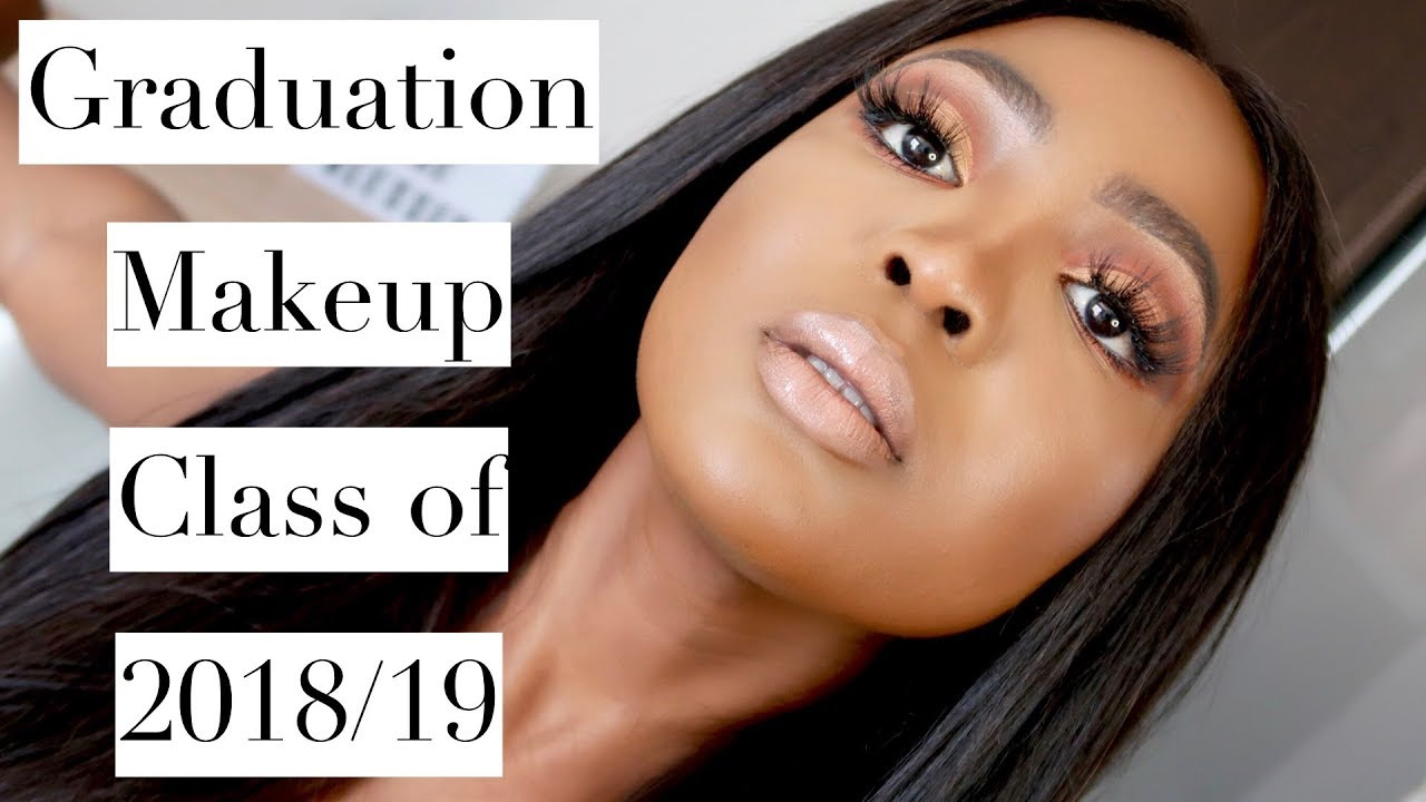 Affordable Graduation Makeup Tutorial 2019 Beauty Maximum