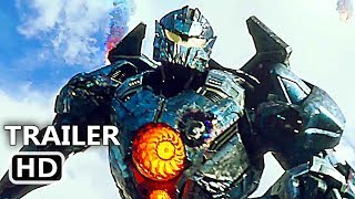Video PACIFIC RIM 2 Official Trailer # 2 (2018) Uprising, Fighting Robot Movie HD download MP3, 3GP, MP4, WEBM, AVI, FLV Oktober 2018