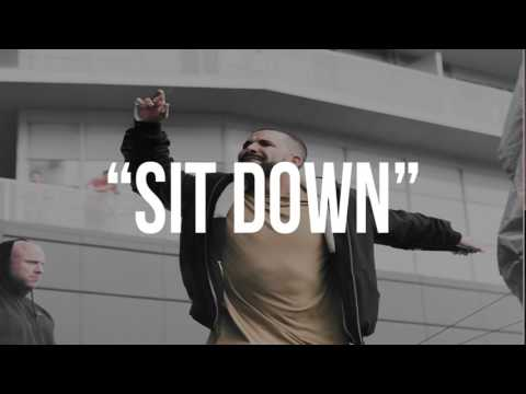 "Drake type beat - "" Sit Down "" ( Prod by. CamGotHits )"