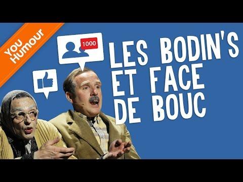 Les BODIN'S - Face de Bouc