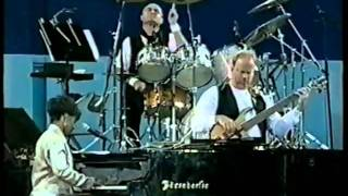 Phil Collins Big Band Feat Oleta Adams Perfoming New York State of Mind