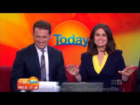 Today Show Funny Bits part 38. What's the Buzz?