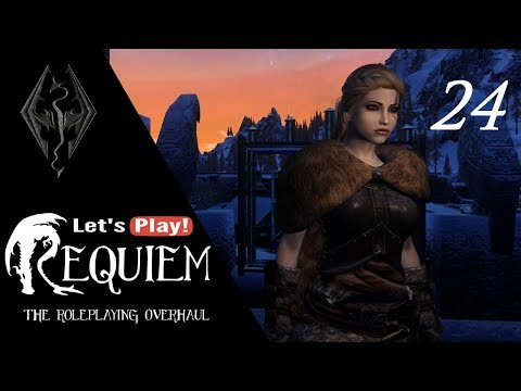 Let's Play Skyrim Requiem - Ep 24: Proving Honor
