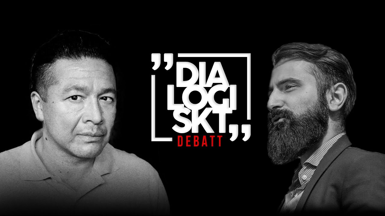 """Download DLGSKTdebatt : Leo """"Kinesen"""" Carmona vs Hanif Bali.Tema: Integration"""