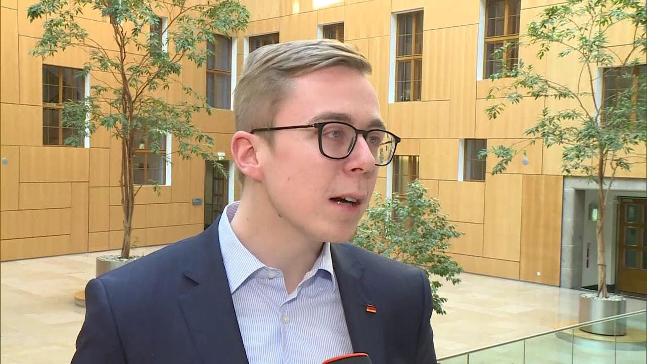 Philipp Amthor Zerpfluckt Afd Wie Diese Jungling Die Populisten In Die Schranken Weist Youtube