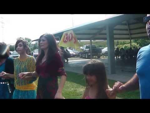 Kurdish Party Hamilton Canada pdk 2013 Part 2