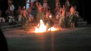HA! Breath of Life Show Polynesian Cultural Center - Dancing Over Fire