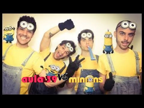 Banana Song - Minions (Aula39 - Acapella Cover - Despicable Me/Cattivissimo Me)