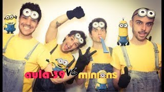 Video Banana Song - Minions (Aula39 - Acapella Cover - Despicable Me/Cattivissimo Me) download MP3, 3GP, MP4, WEBM, AVI, FLV Agustus 2018
