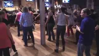 Line Up And Dance to Whiskey Drinkin SOB by Mikel Knight