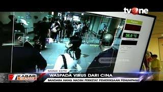 Virus corona, berbahaya ini lagi marak di negeri tirai bambu. sulawesi utara (sulut) yang memiliki penerbangan langsung dari cina-manado, sedang waspad...