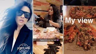 Shay Mitchell's Pizza Adventure   Full Video