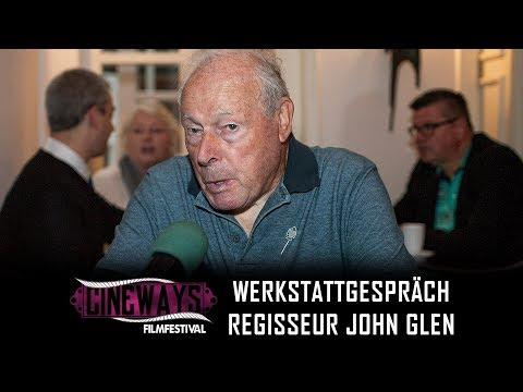 Cineways 2017  Werkstattgespräch John Glen