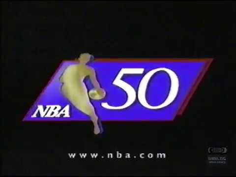 NBA 50 | Television Commercial | 1996
