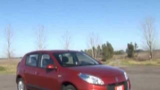 Nuevo Renault Sandero - Test - Martín Sacán