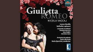 Giulietta e Romeo, Act II: Prendimi teco e involami (Live)