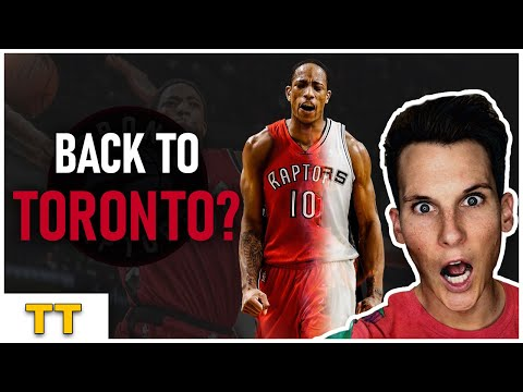 DeMar DeRozan TRADE BACK to Toronto? [HOW IT CAN HAPPEN]