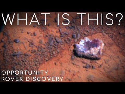 What did NASA's Opportunity Rover find on Mars? (Episode 6)