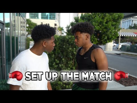 Meeting DESHAE FROST For The First Time *Confronted Him*