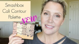 Smashbox Cali Contour Palette Full Face | Mature Skin