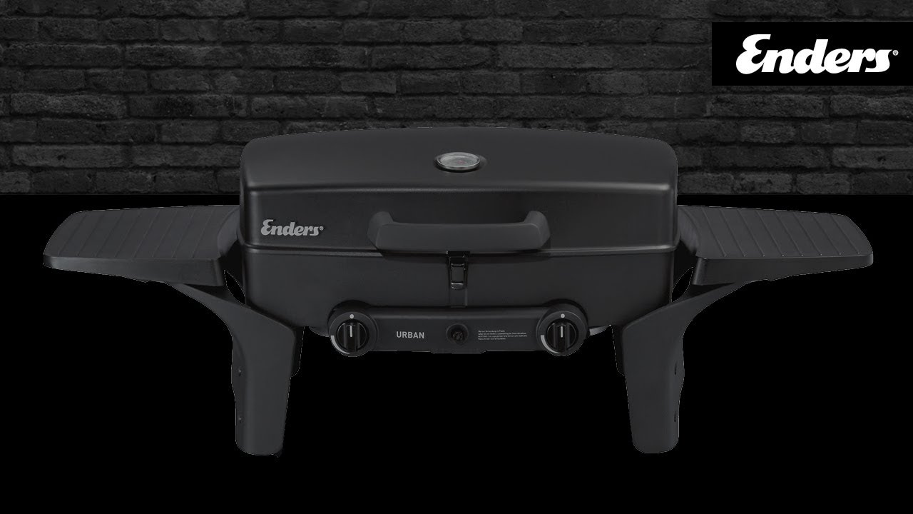 Enders Urban Gasgrill 3 In 1 : Enders urban youtube