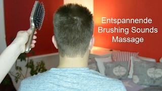 Brushing Sounds ♥ Massage für entspannten Schlaf (vorletztes Video mit Tim! ASMR Entspannung)