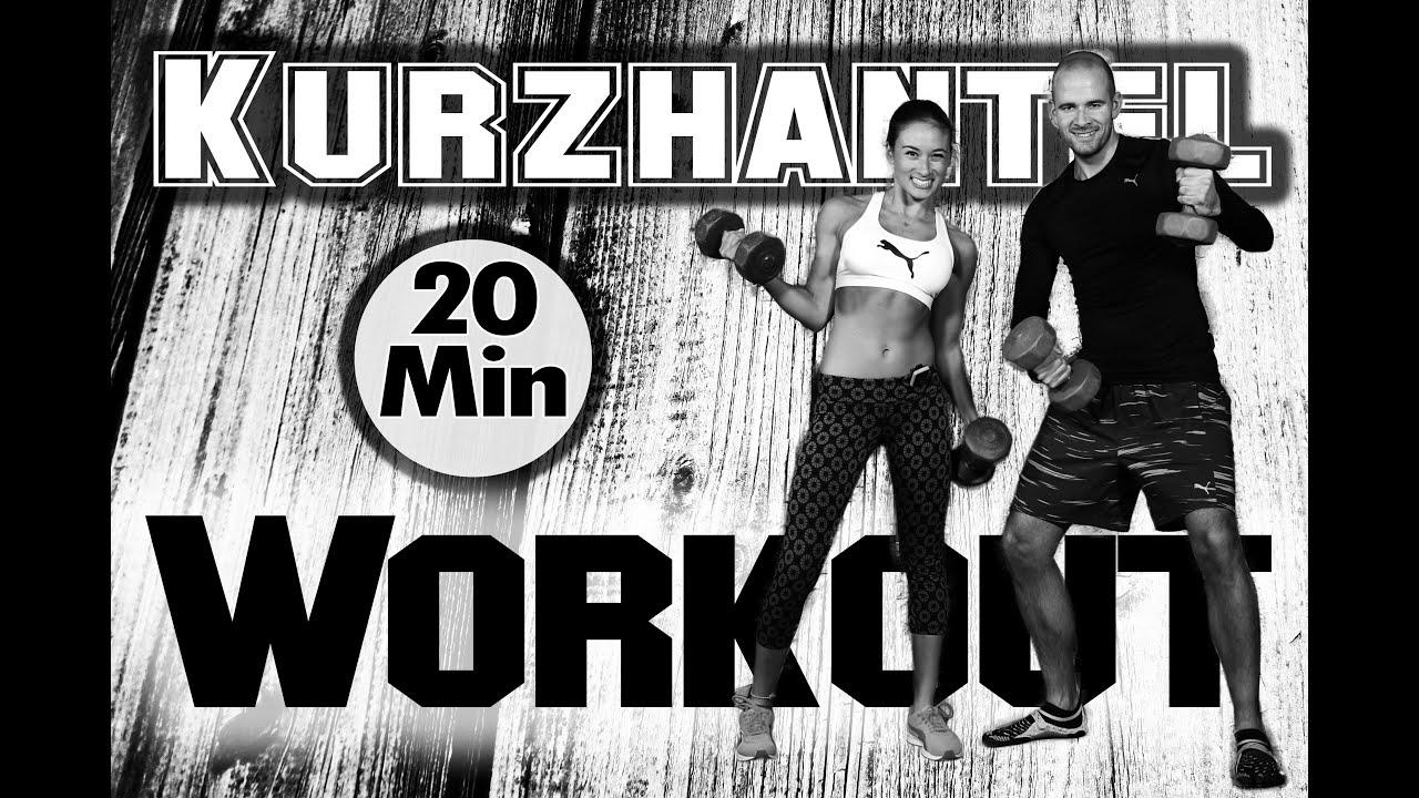 Hanteltraining zu Hause Kurzhantel Workout 20 Min