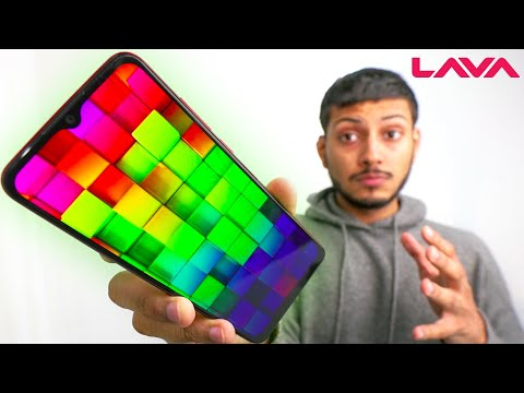 Lava MyZ | An Indian Phone that I Can't Recommend !