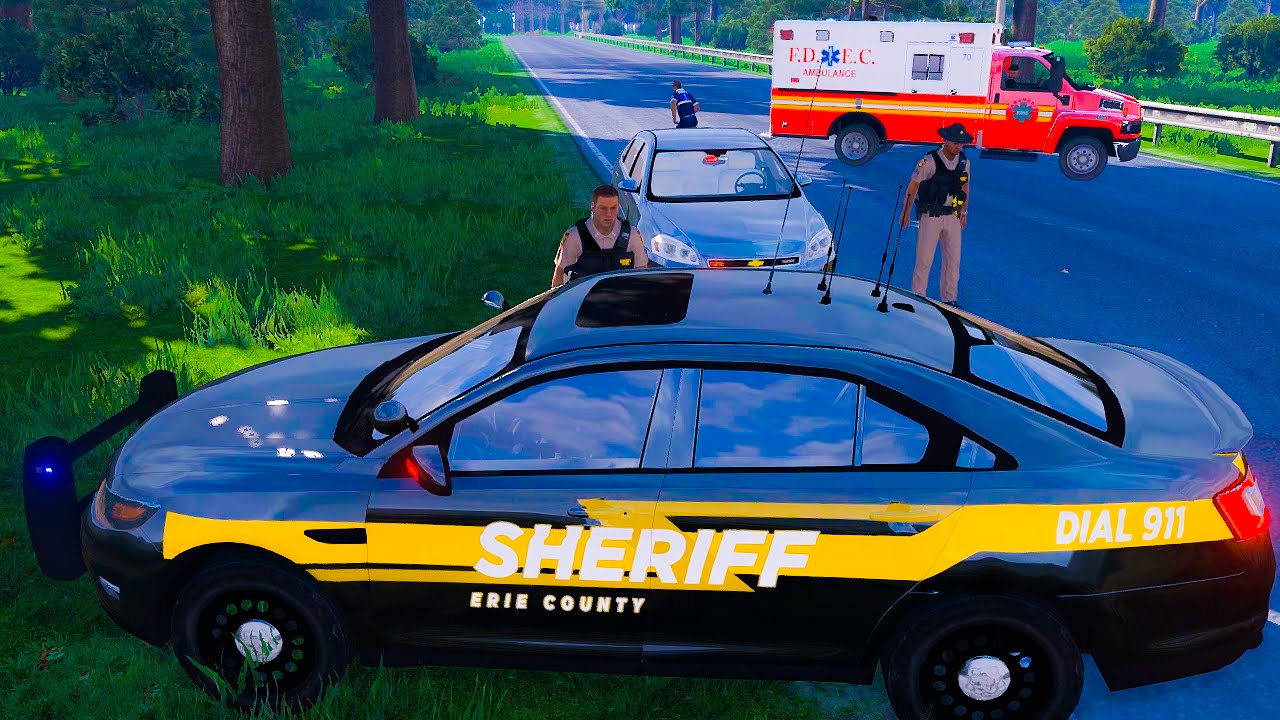 Arma  Sheriff Car