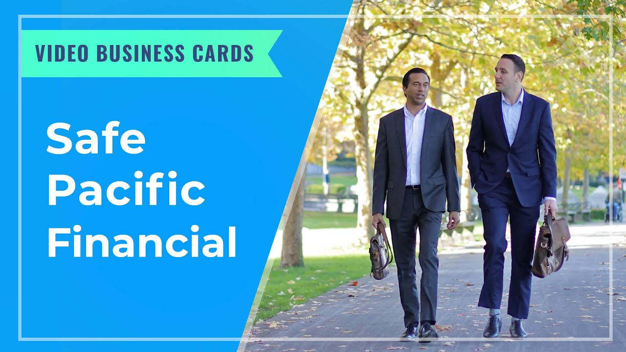 VIDEO BUSINESS CARDS: Safe Pacific Financial