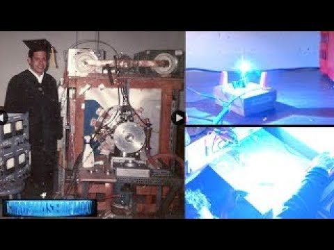Scientist Creates New Energy Device After Alien Abduction!? New Darpa Program? World Exclu