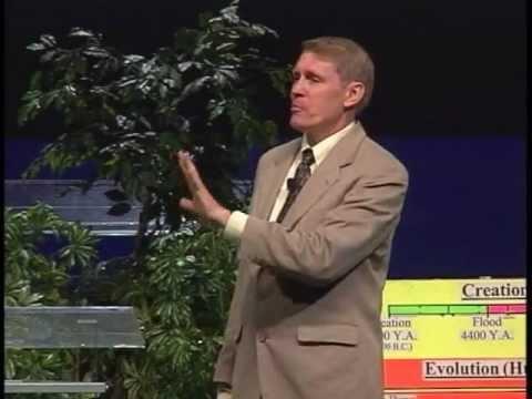Creation Seminar 2 - The Garden of Eden (FULL) Kent Hovind