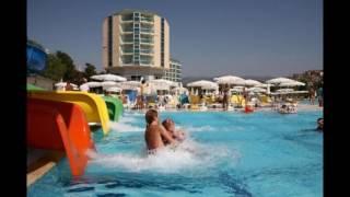 Обзор отеля Hedef Beach Resort & Spa 5*  Аланья, Турция