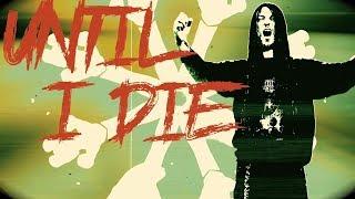 HATE SQUAD - Until I Die (Official Lyric Video)