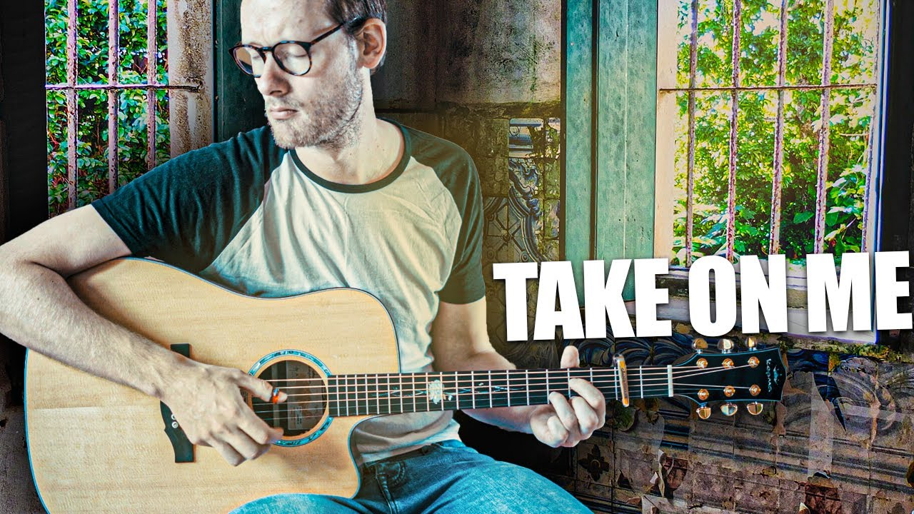 Take On Me - a-ha (Fingerstyle Guitar Cover)