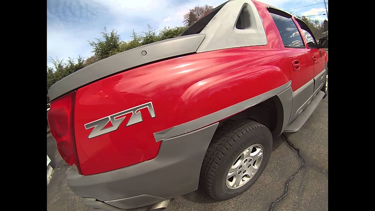 hight resolution of 2002 chevy avalanche cladding solution