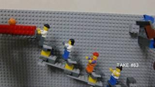 LEGO Rube Goldberg machine レゴのピタゴラ装置