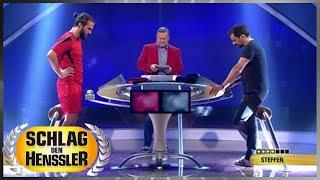 Spiel 9 - Blamieren oder Kassieren - Schlag den Henssler