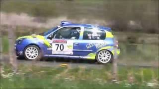 Repeat youtube video Vignier / Ribiere - Clio Ragnotti N3 - Rallye coutellerie 2016 - ES5 Prudent