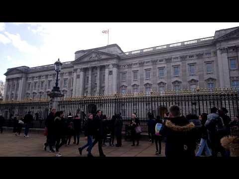 Buckingham Palace 白金汉宫