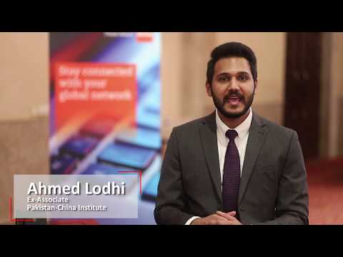 Ahmed Lodhi talks about ACCA's latest research on China-Pakistan Economic Corridor (CPEC)