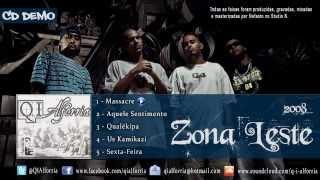 Q.I. Alforria - Massacre | CD DEMO 2008