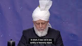 English Program The Messiah of The Age Qadian 3rd Jan 2019