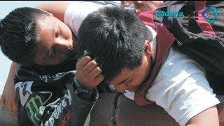 Impresionante caso de bullying en primaria Narciso Mendoza de Nezahualcoyotl