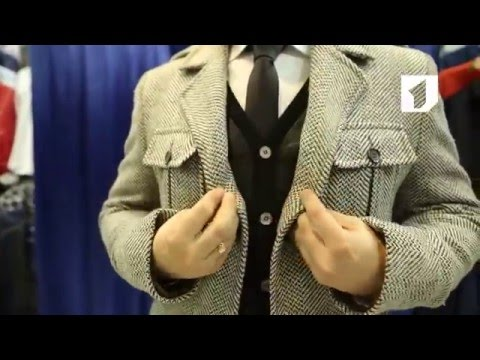 Утренний эфир / Как носить мужское пальто