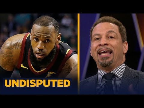 Chris Broussard thinks the Cavs would've won East anyway, but LeBron is now rejuvenated | UNDISPUTED