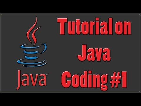 Java Programming Tutorial Part 1   Installing the JDK